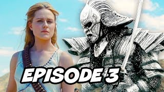 Westworld Season 2 Episode 3 - TOP 10 and Easter Eggs Explained