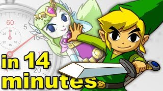 The History Of The Legend Of Zelda (ft. PeanutButterGamer)   A Brief History
