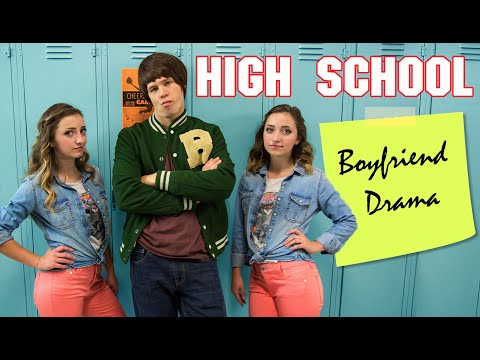 High School Boyfriend Drama - ft. Studio C | Brooklyn and Bailey