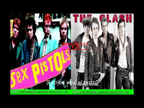 Sex Pistols + The Clash - Anarchy In The Usa video