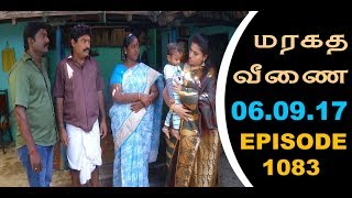 Maragadha Veenai Sun TV Episode 1083 06/09/2017