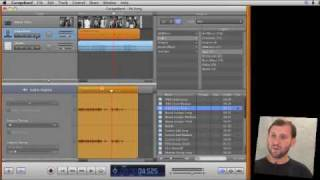 Editing a Video Soundtrack in GarageBand (MacMost Now 307)