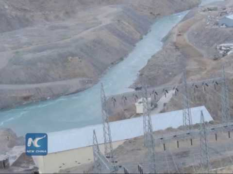 Afghanistan inaugurates India-funded hydropower dam
