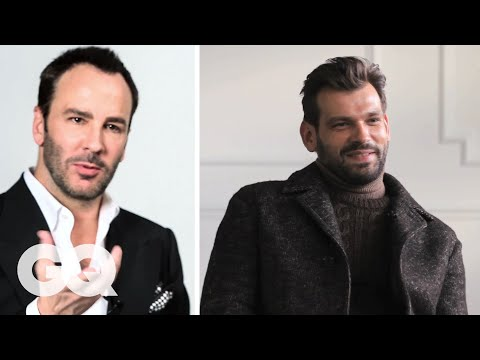 Tom Ford Upgrades a Construction Worker's Look | Project Upgrade | GQ