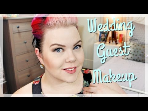 Wedding Guest & Homecoming Makeup Tutorial