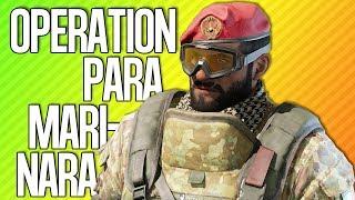 OPERATION PARA MARINARA | Rainbow Six Siege