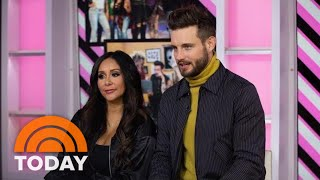 Snooki And Nico Tortorella Talk New Show 'How Far Is Tattoo Far?' | TODAY