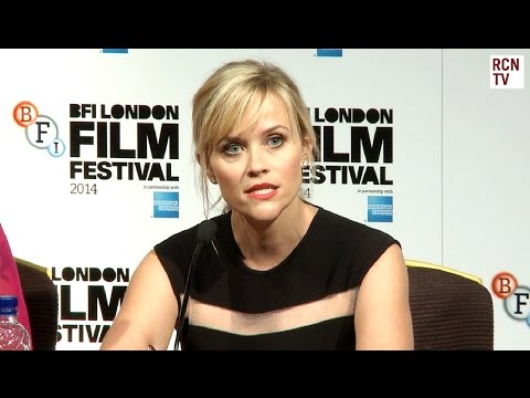 Reese Witherspoon Interview  Wild Premiere