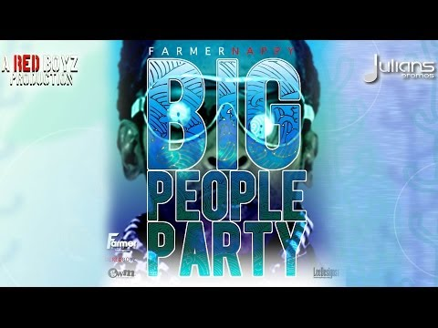 Farmer Nappy - Big People Party