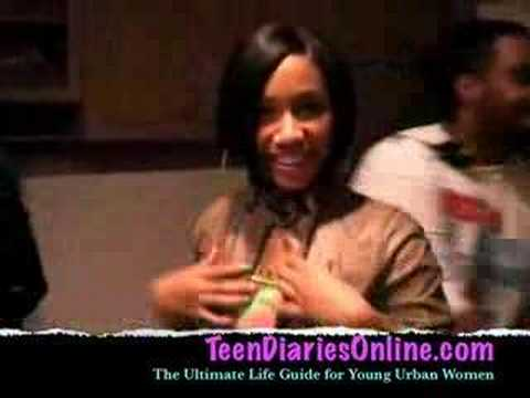 Tiffany Evans/TEEN Diaries -