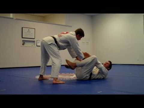 Jiu Jitsu Defending The Bull Fight Guard Pass | Gracie Barra Martial Arts Dana Point CA Image 1