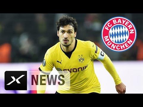 Borussia Dortmund bestätigt! Mats Hummels will zum FC Bayern München