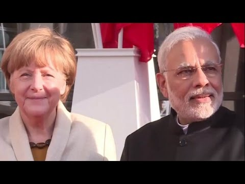 LIVE: Merkel and Modi hold press conference in Berlin