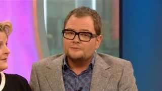 Alan Carr on The One Show with Brenda Blethyn - 20th April 2012
