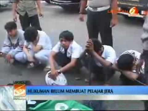 Tawuran Pelajar di Subang Jawa Barat dan Jakarta