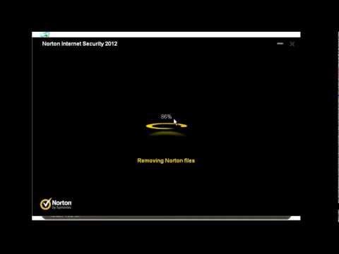 Uninstall Norton Internet Security with Max Uninstaller