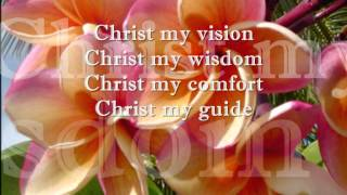Christ Before Me With Lyrics By; Lyn Alejandrino Hopkins