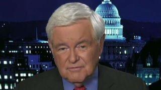Gingrich talks Trump's plan to focus on tax reform