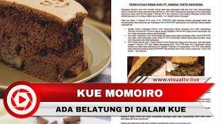 Kue Cokelat di Toko Kue Terkenal Ada Belatungnya, Ini Klarifikasinya