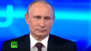 Putin vows to