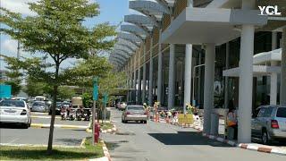 Phnom Penh International Airport in 2018