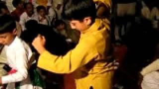 Gohar & party Dance in jamalpur mehndi.avi