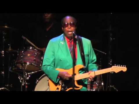 Clarence Carter - Too Weak To Fight video
