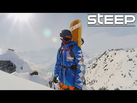 STEEP - CRASH SIMULATOR