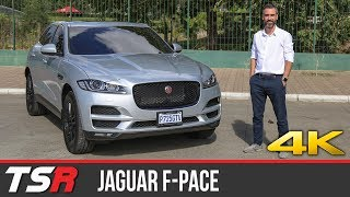 Jaguar F-PACE, un vehículo con carácter deportivo  | Agustín Casse