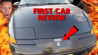 Review Of My First Car | 1996 Saturn SC2