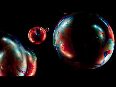 How to Photograph Bubbles