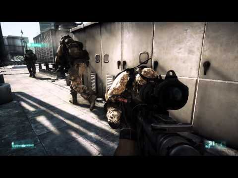Battlefield 3 | New Gameplay Footage | PC | PS3 | XBox 360