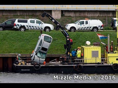Automobiliste overleden na ongeval op de Noordersluisweg in IJmuiden