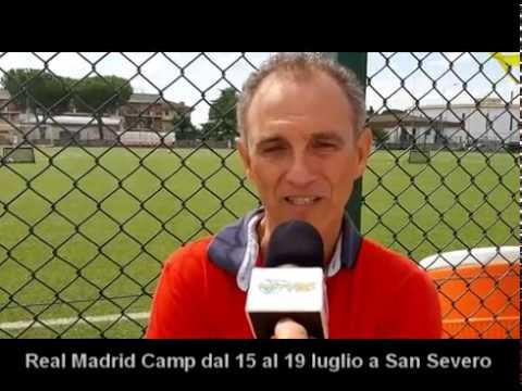 VIDEO: Real Madrid Camp a San Severo dal 15 al 19 luglio. Ecco le immagini e le interviste