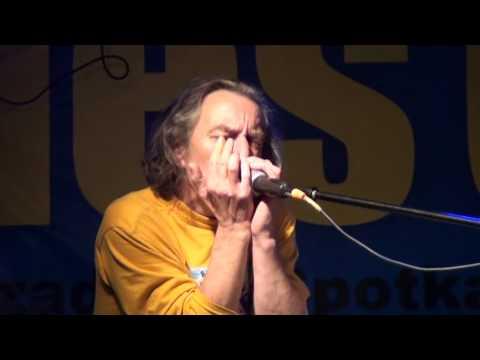 ŚLĄSKA GRUPA BLUSOWA Na BiesCzad Blues Festival 2013.08.03