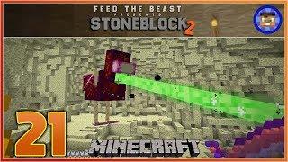 StoneBlock 2 Modpack Ep 21 - CHAOS CHICKEN BATTLE!  - Modded Minecraft