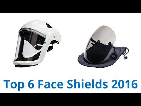 6 Best Face Shields 2016