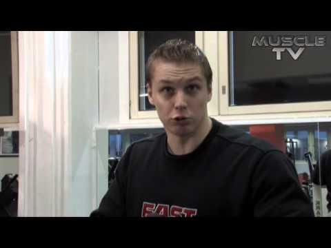 Hulkin Talk & Training Show osa 8A - takakyykky ja etukyykky
