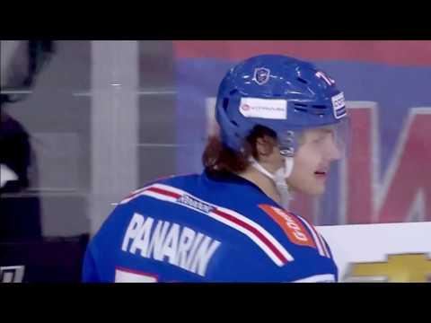 Artemi Panarin impressive KHL action