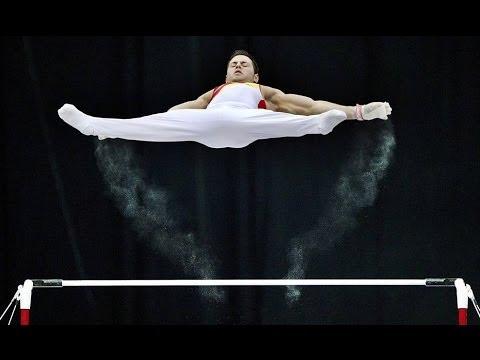Самые неприятные падения в спортивной гимнастике
