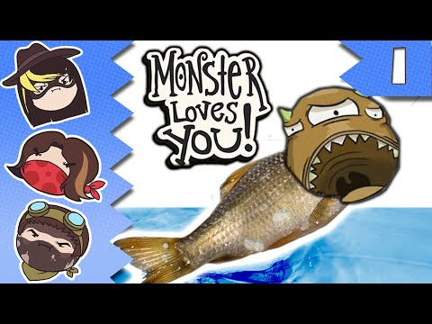 Monster Loves You!: Fish Out Of Water - Part 1 - Steam Train video