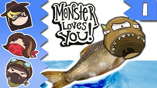 Monster Loves You!: Fish Out of Water - PART 1 - Steam Train