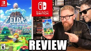 LINKS AWAKENING REVIEW - Happy Console Gamer