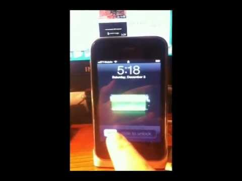 Unlock iPhone 3GS on 5.0.1.
