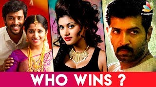 Who Wins ? : 90ML Vs Thadam Vs Thirumanam   Oviya, Simbu, Arun Vijay   Hot News