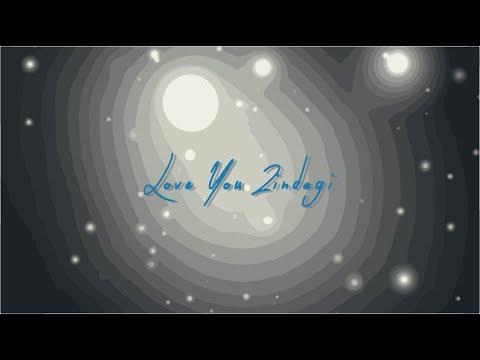 Love You Zindagi | JASLEEN ROYAL & AMIT TRIVEDI | Lyrical Video