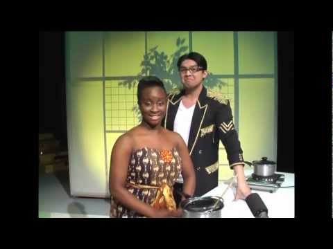 Ama and Chan- An Afro/Asian Comedy Cooking TV Show
