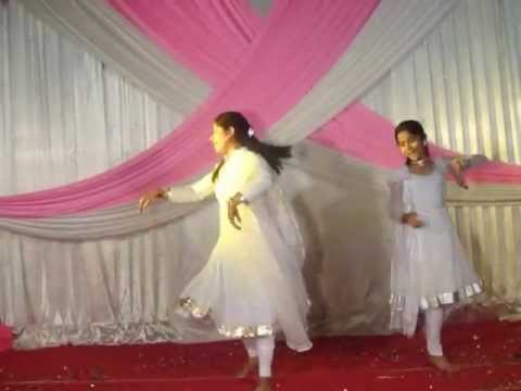 Mera Ishq Sufiyana - Dance Performance By Anushka And Anjali video