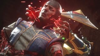 Mortal Kombat 11 - All Fatalities / All Fatal Blows So Far (Including Jade, Kabal)