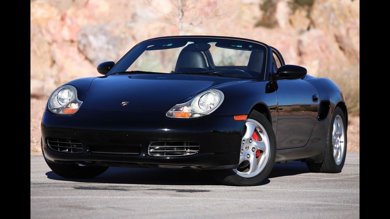 2002 Porsche Boxster S Tiptronic Test Drive Viva Las Vegas